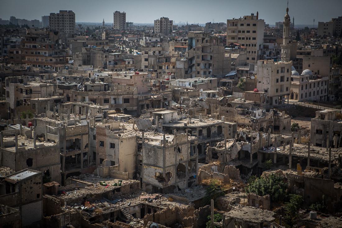 ВСирии умер русский военный советник