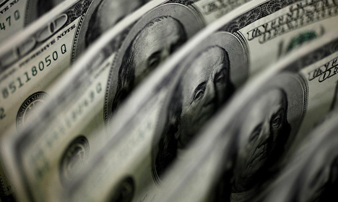 Центробанк: Международные резервыРФ возросли  на2,7 млрд долларов