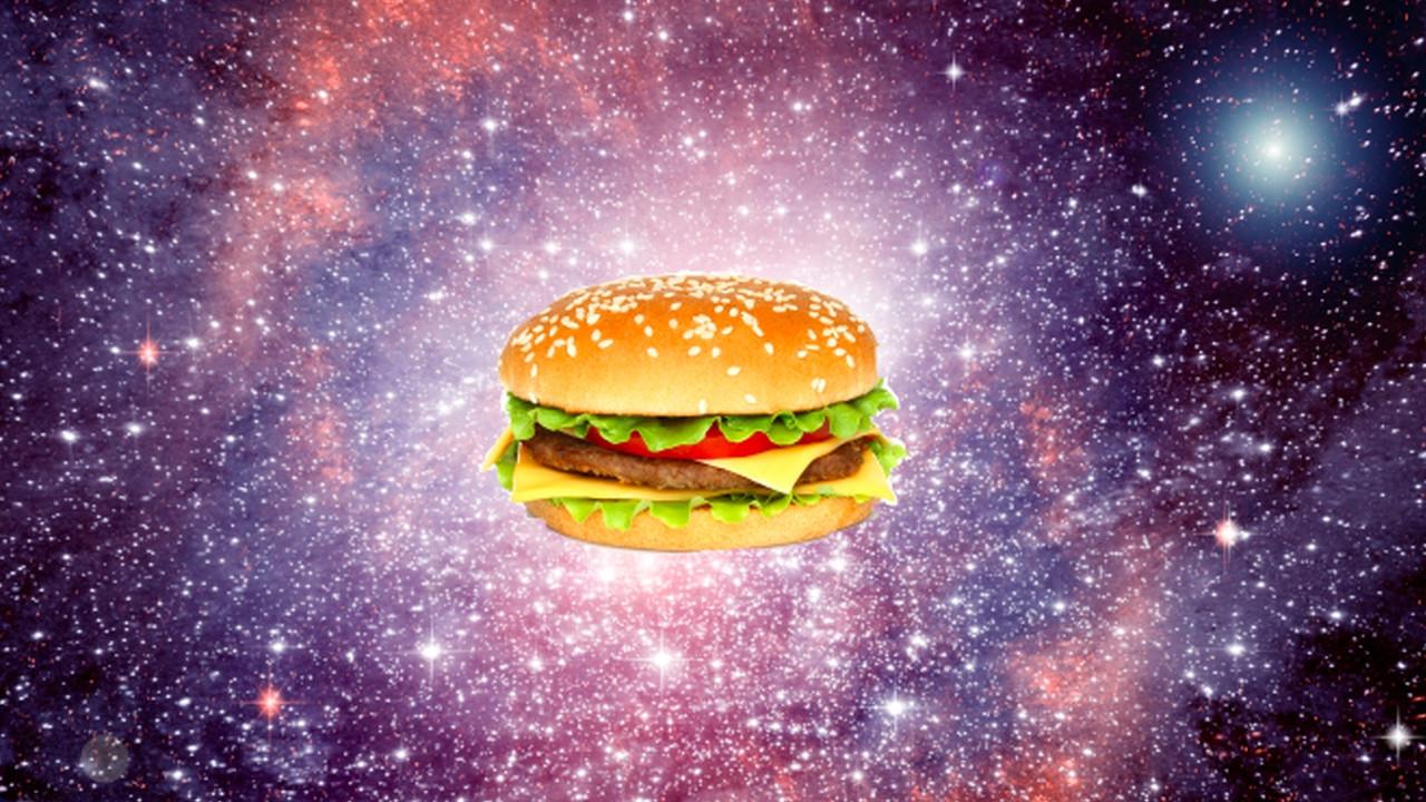 Ученые обнаружили гигантский космический «гамбургер»