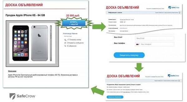 b61eb00cbeb7 Удобный инструмент для купли-продажи на online досках объявлений