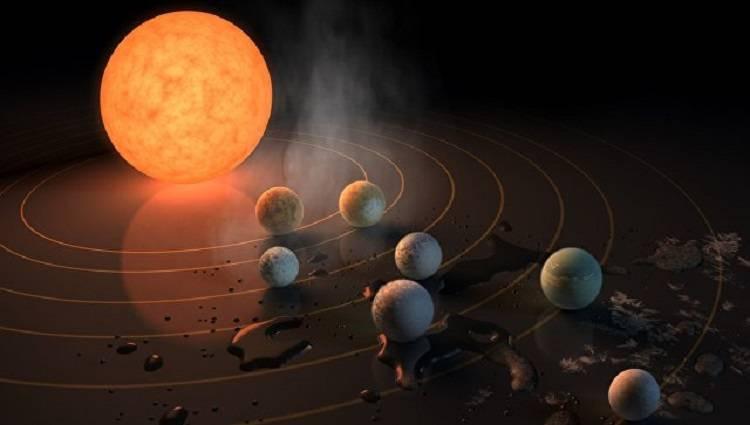Всеть опубликовали первые данные овнеземной жизни