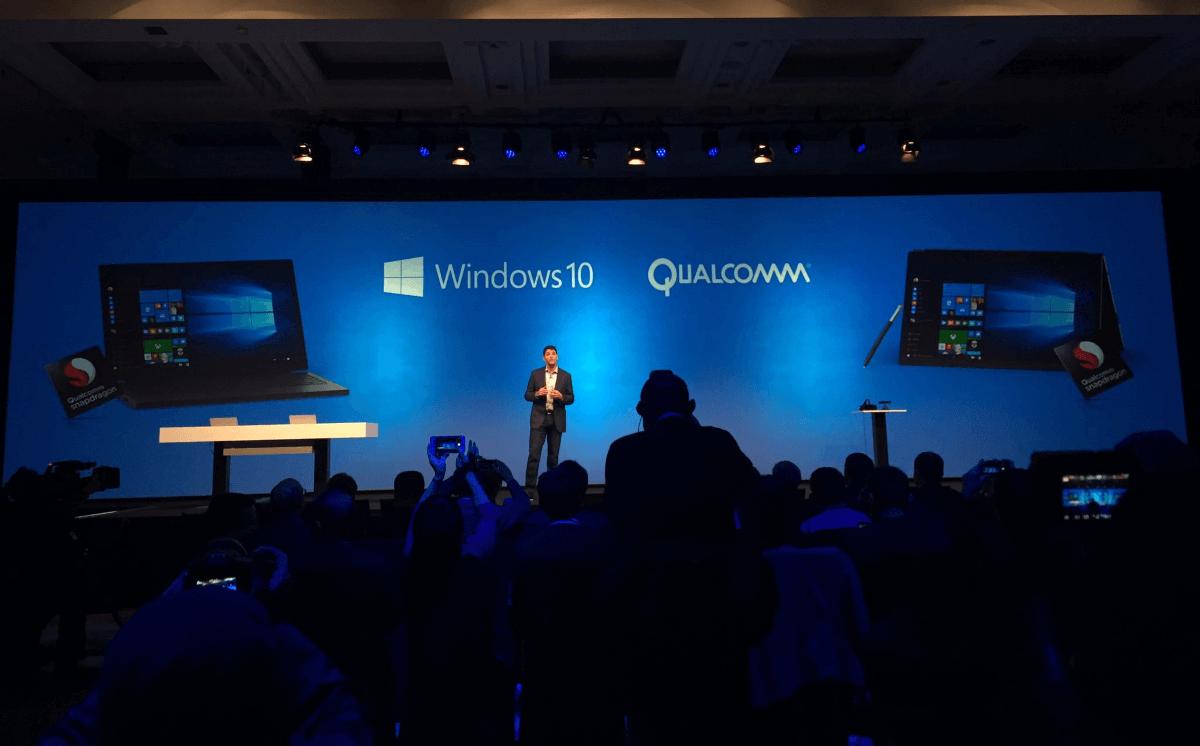 Первые ARM-компьютеры наWindows 10 появятся вчетвертом квартале текущего года