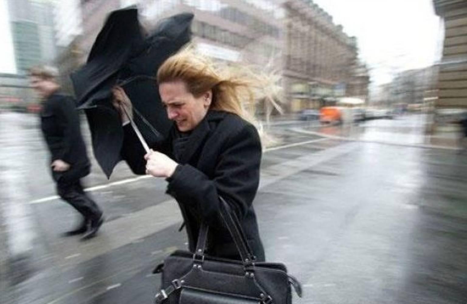 Синоптики предупредили обусилении ветра в столице
