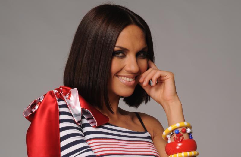 36-летняя Надя Ручка из«Блестящих» ждет первенца