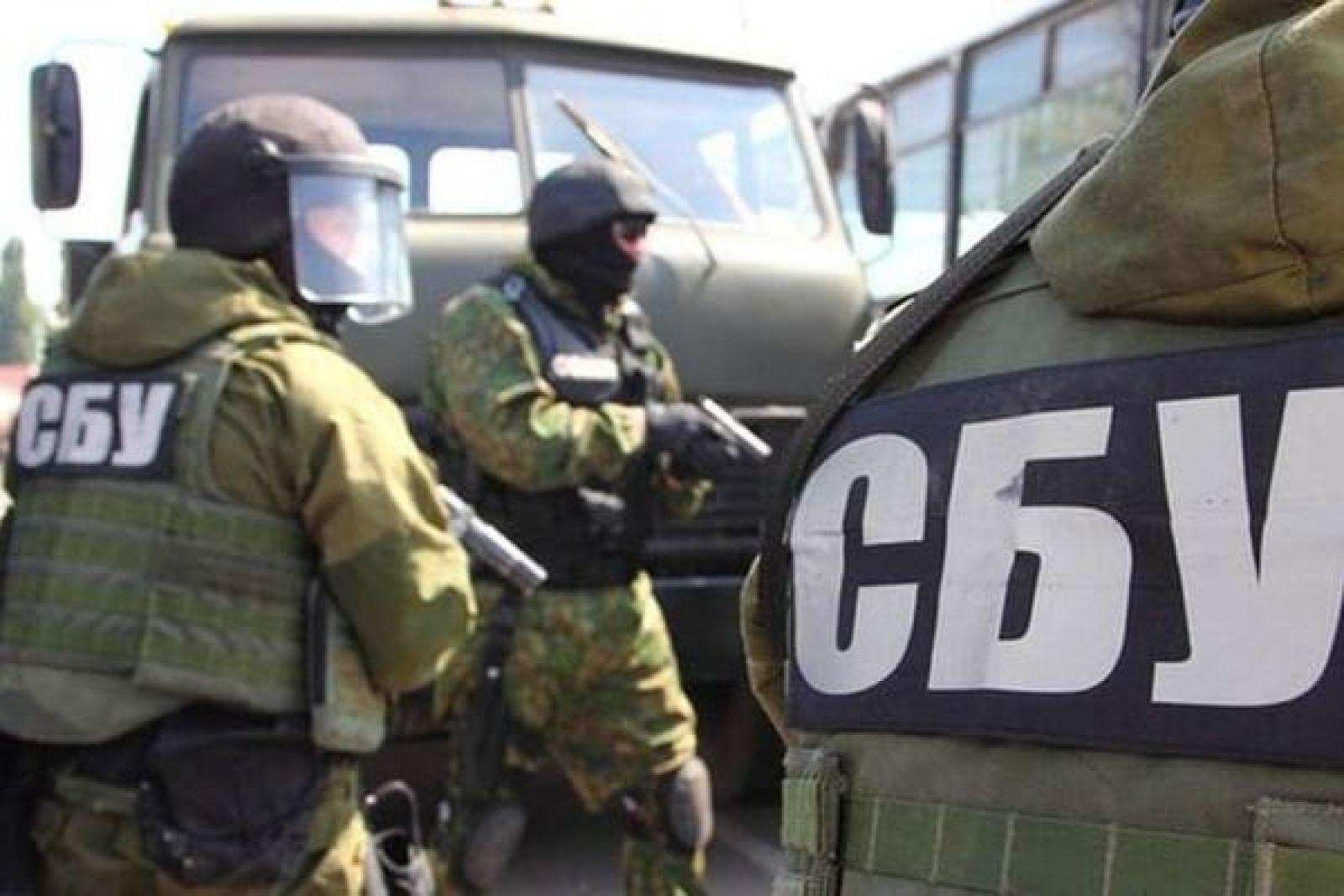 СБУ хочет провести антитеррористические учения награнице сКрымом