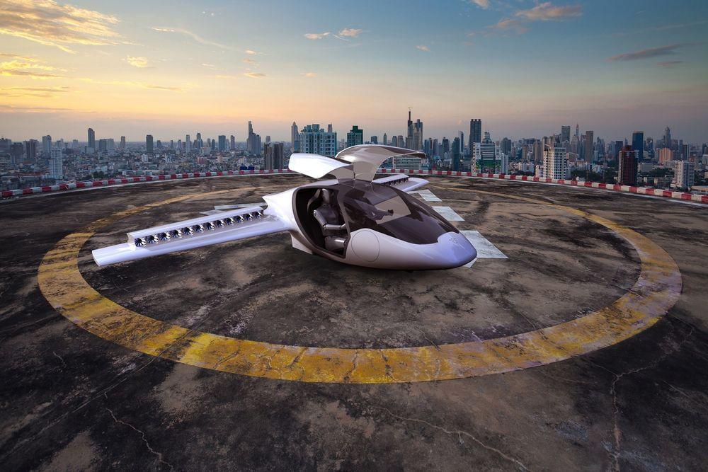 Электрический самолет свертикальным взлетом прошел летные тестирования