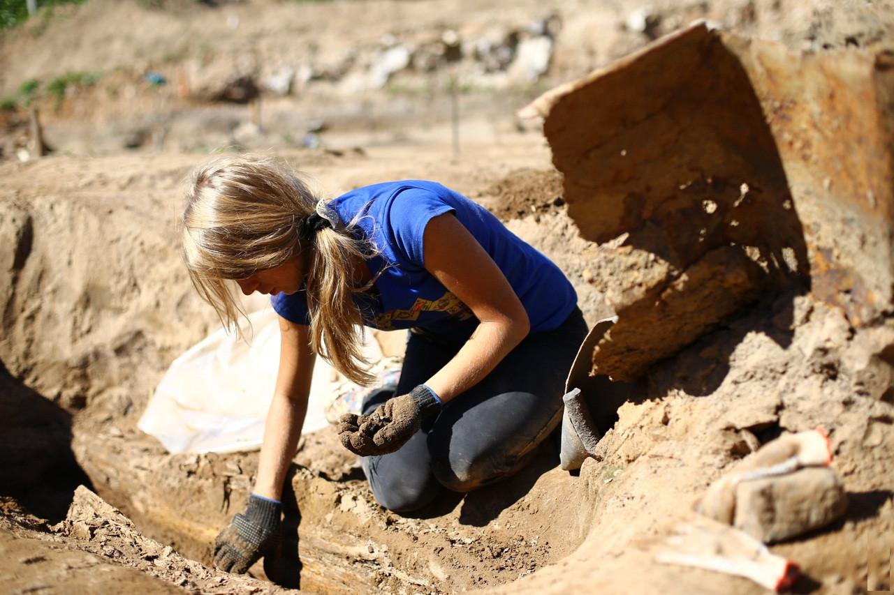 Археологи обнаружили на территории «Артека» византийскую базилику VI века