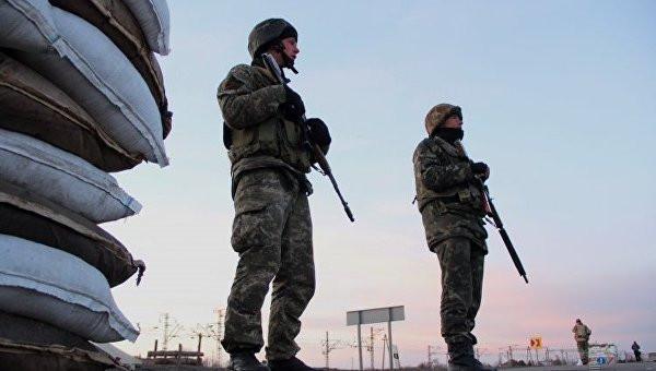 Награнице схвачен украинец, пытавшийся провезти вКрым боеприпасы