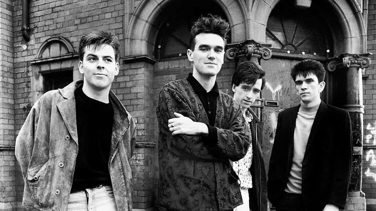 Группа The Smiths выпустила пластинку сословами оТрампе