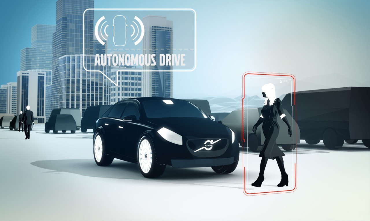 Autoliv и Вольво Cars приступили ксозданию автопилота