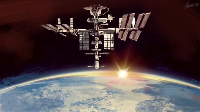 На интернациональную космическую станцию прибыл 1-ый финский спутник