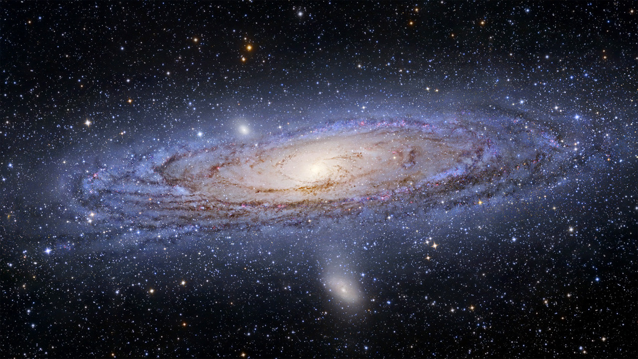 Английские ученые доказали, что господь создал Вселенную
