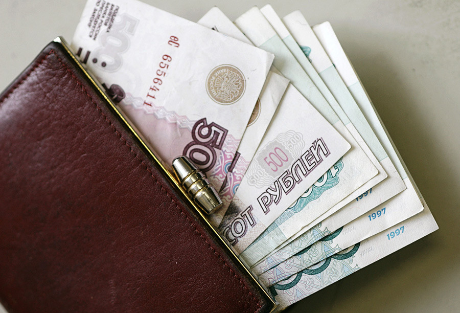 ВКалининградской области повысили минимальную заработную плату на10%