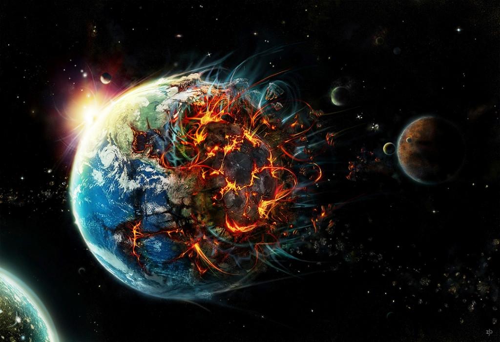 Смещение ядра приведет к смерти Земли— Ученые