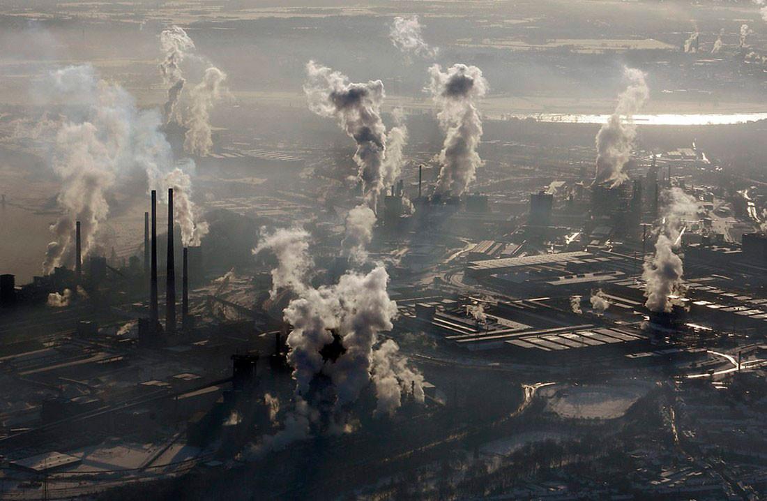 Отходы могут очистить воздух планеты отуглекислого газа— ученые