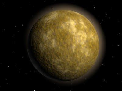 Ученые узнали, скакой скоростью погибает Меркурий