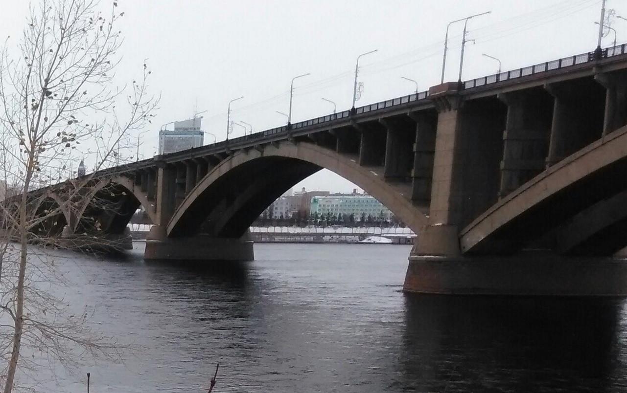 Заремонт Коммунального моста вКрасноярске готовы платить 385,5 млн руб.