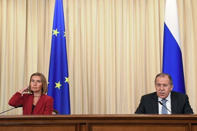 Лавров: Апочему санкции внесены только против РФ, минуя государство Украину?
