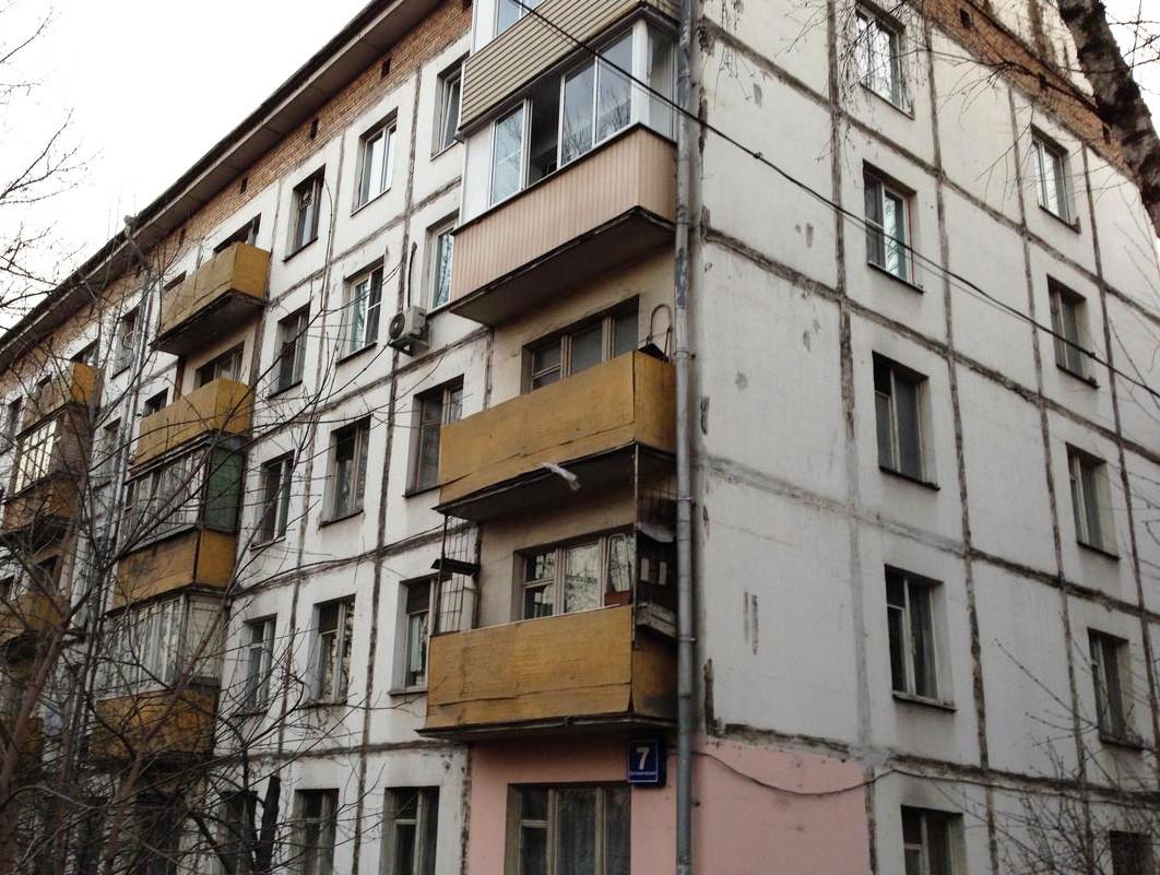 Снос пятиэтажек обсудили назакрытом совещании вмэрии столицы