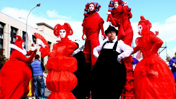 ВВоронеже уличный парад Платоновфеста пройдет ночью