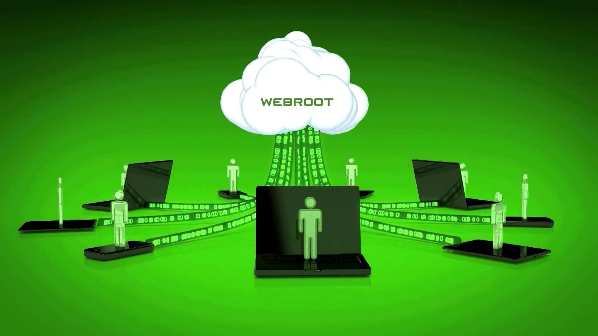 После обновления антивирус Webroot начал уничтожать Windows