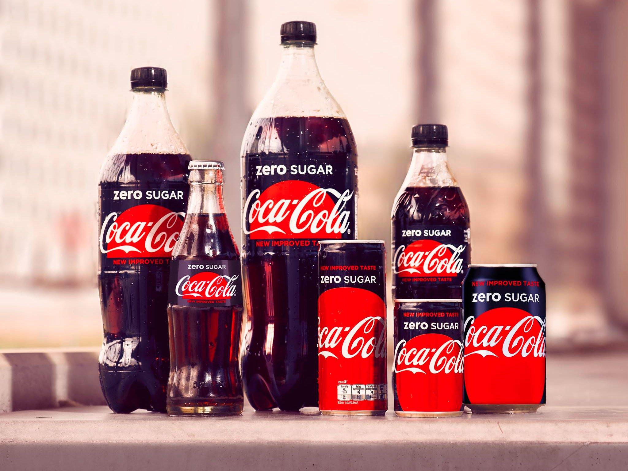 Coca-Cola сократит 1,200 рабочих мест из-за падения спроса нагазировку
