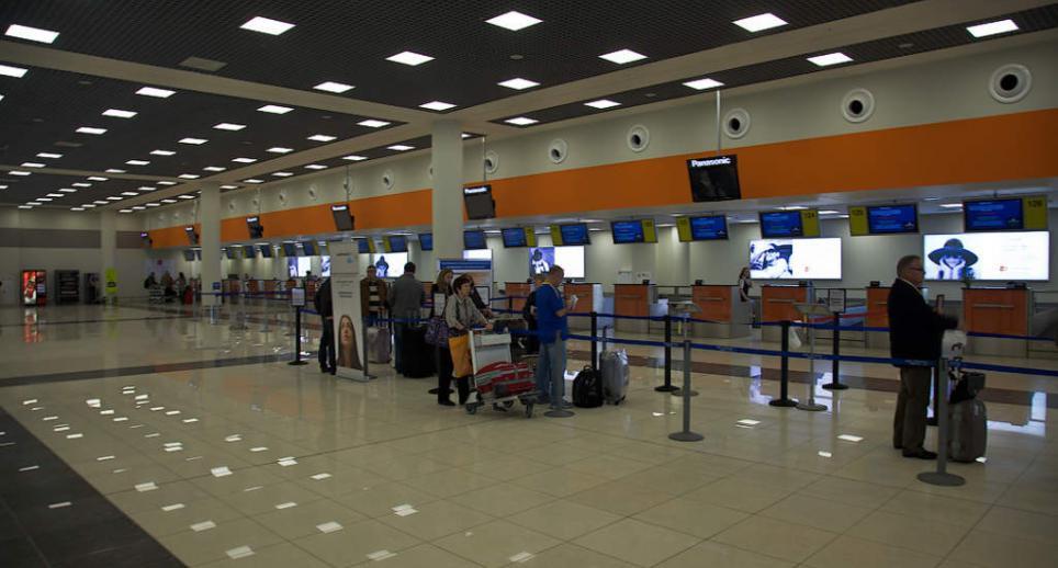 Около 20 рейсов  отменили изадержали в столице