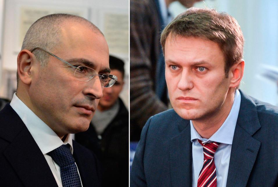 Ходорковский тайно вкладывает миллионы вподдержку оппозиции иНавального