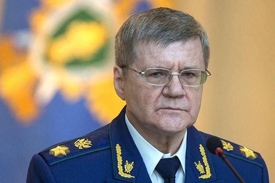 Юрий Чайка предложил ужесточить наказания закиберпреступления