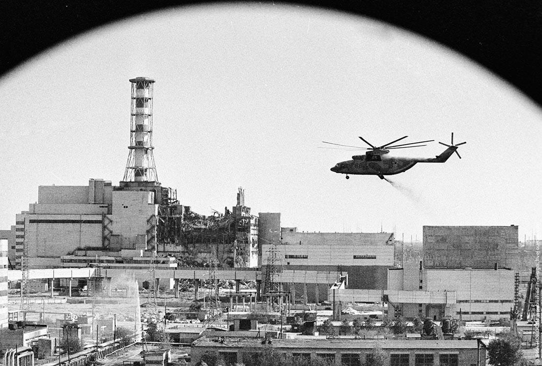 ВБалаково почтили память погибших вкатастрофе наЧернобыльской АЭС