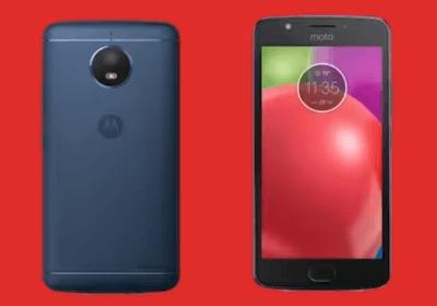 Новые детали относительно телефонов Moto E4 иMoto E4 Plus
