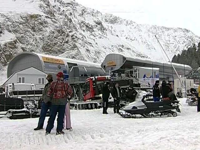 ВКабардино-Балкарии наЭльбрусе погибло два альпиниста