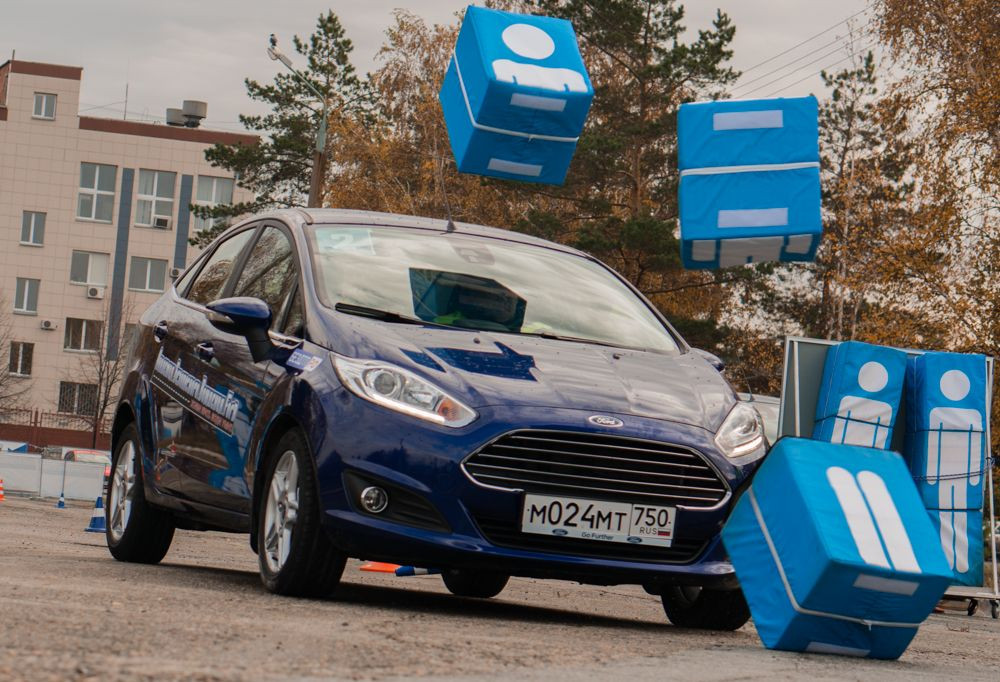 ВГрозном кконцу весны начнёт свою работу «Академия безопасного вождения Ford»