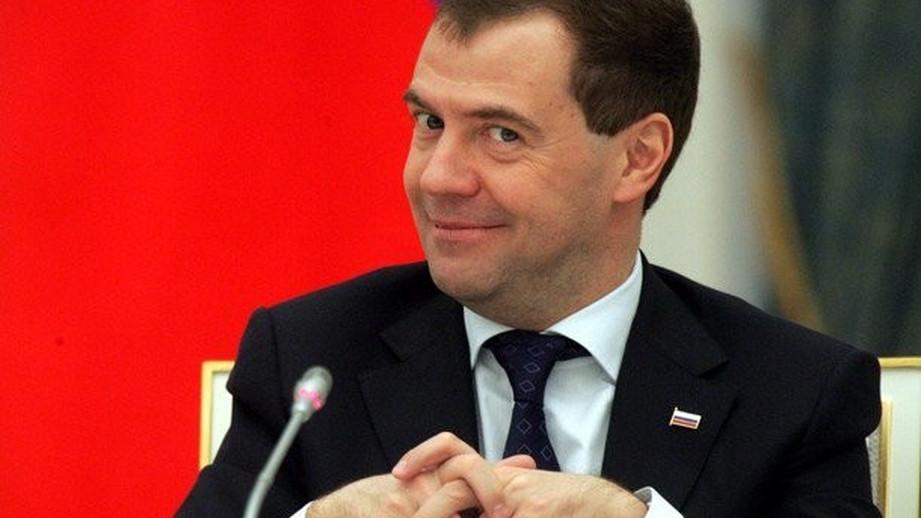 Песков усомнился восведомленности Bloomberg онастроении Медведева