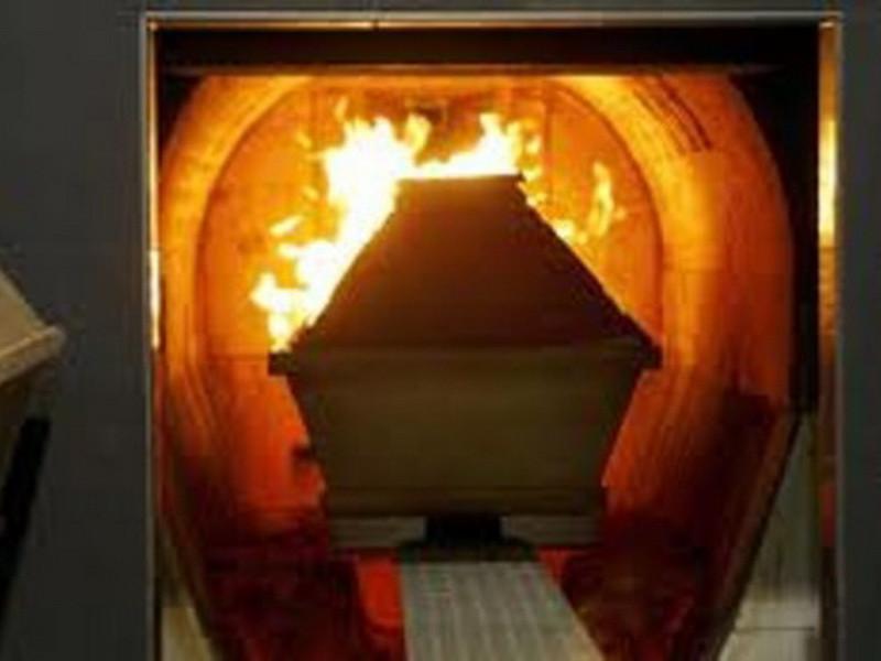 Покойник слишним весом «устроил» пожар вамериканском крематории