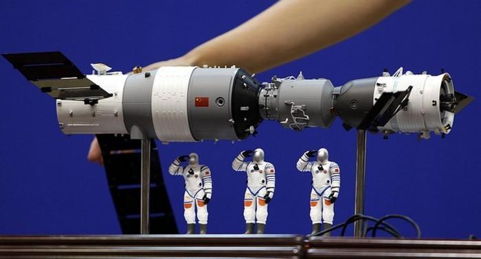 Китай освоит технологии длительного пребывания человека в космосе к 2022 году
