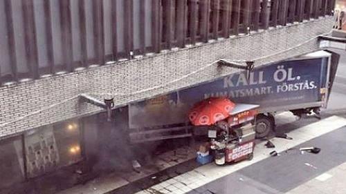 ВСтокгольме схвачен очередной подозреваемый поделу отеракте 7апреля