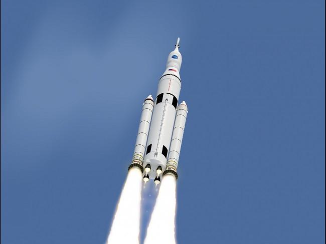 NASA пересмотрела планы запуска сверхтяжелой ракеты