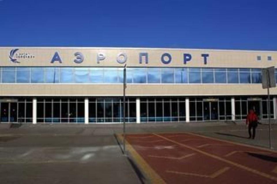 ВВоронежском аэропорту эвакуировали всех служащих  ипассажиров