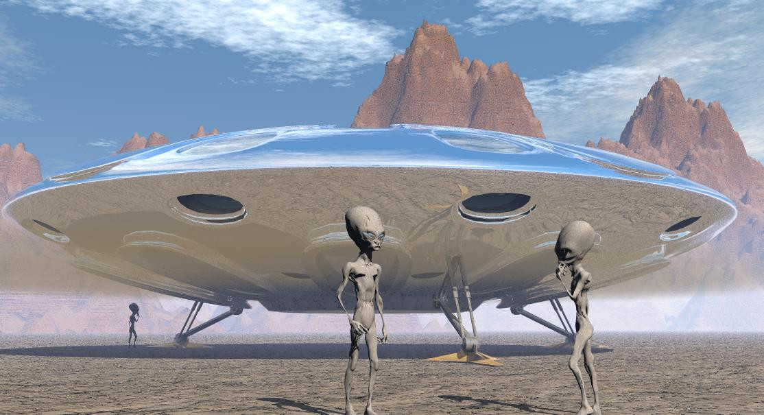 Земляне живут вместе спришельцами изМарса иВенеры— Сенсационное объявление ученых