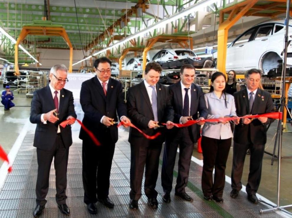 «Автотор» начнет производить автомобили FAW назаводе вКалининграде