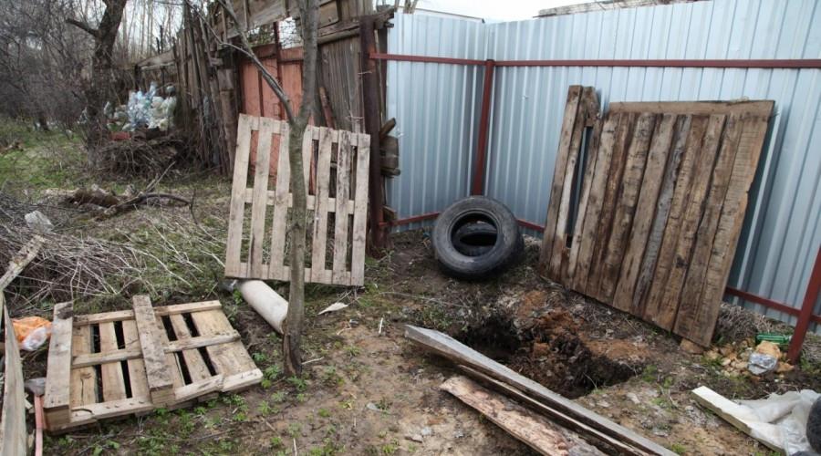 Под Калугой надаче отыскали закопанное тело пропавшего без вести мужчины