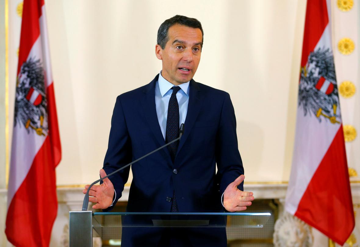 Канцлер Австрии считает нереалальным вступление Турции вЕС