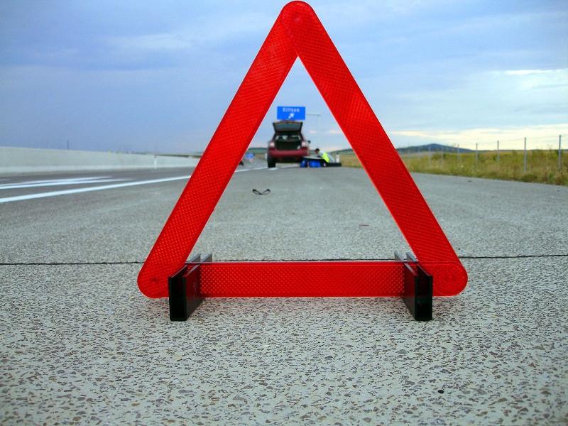 Вцентре Владивостока перевернулся автомобиль с 2-мя детьми