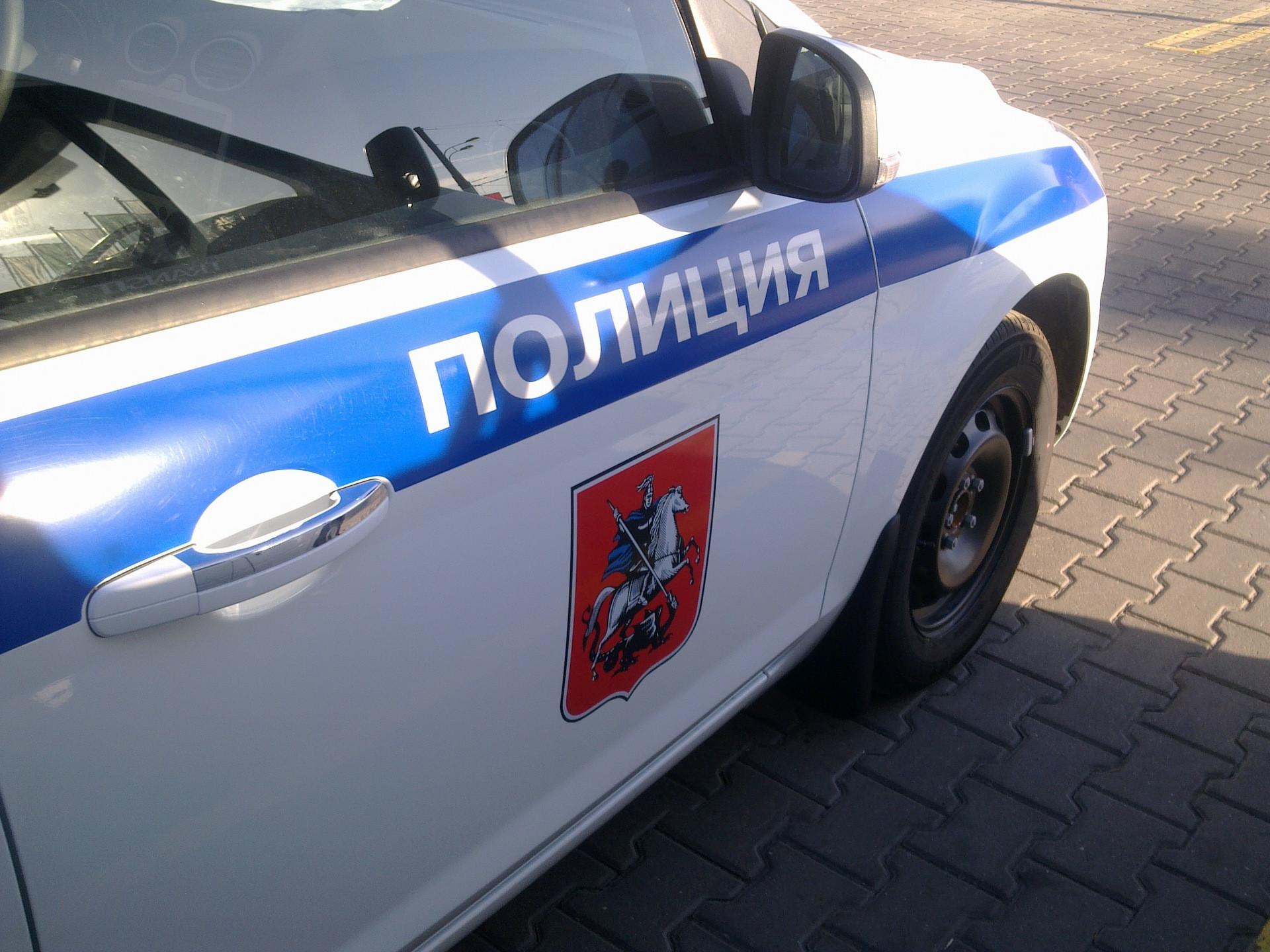 В столице задержали автомобиль сподозреваемыми впохищении мужчины