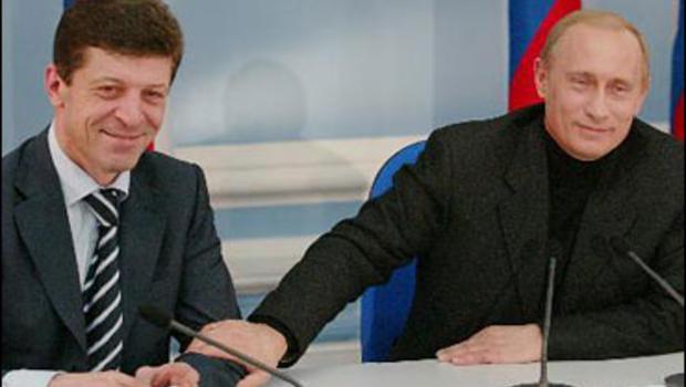Козак сказал Путину оборганизации круизного сообщения Сочи-севастополь