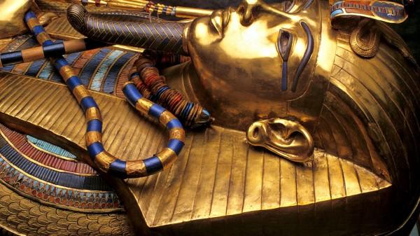 Тутанхамон упал с велосипеда - Ученые