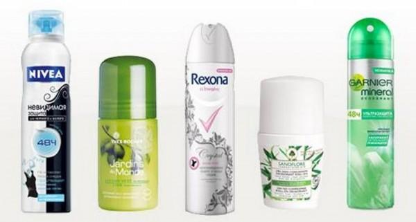 Эксперты выяснили, чем лучше пользоваться - дезодорантами или антиперспирантами