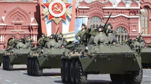 В ГИБДД рассказали об ограничении движения в Москве в связи с парадом