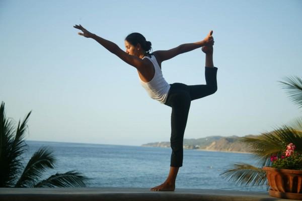 Простые асаны йоги способствуют более яркому оргазму у женщин